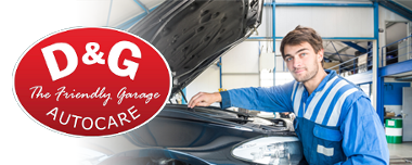 recommended garage - d & g autocare